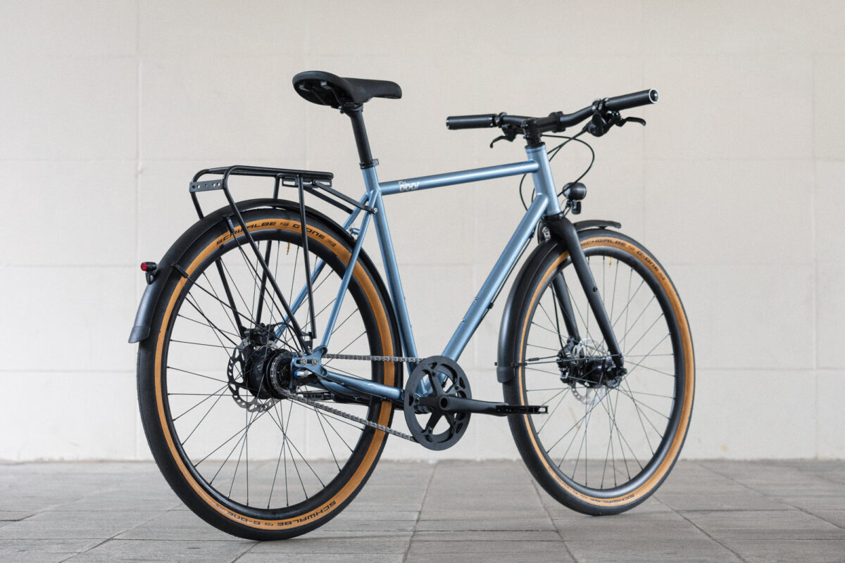 8bar complete bike mitte steel blue urban lr 3 MITTE STEEL V2 URBAN