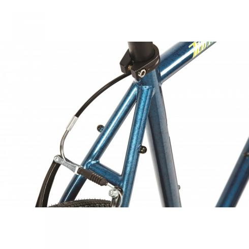 bike tutto plus crystal blue 3 TUTTO PLUS BICYCLE CRYSTAL BLUE 2021