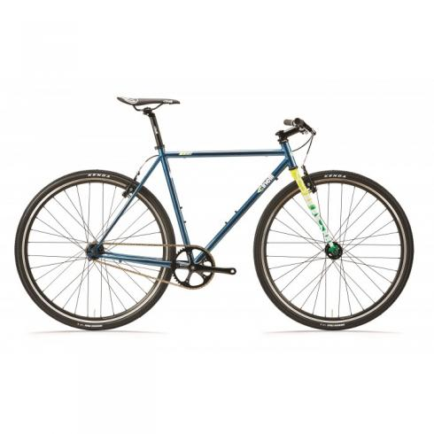bike tutto plus crystal blue TUTTO PLUS BICYCLE CRYSTAL BLUE 2021