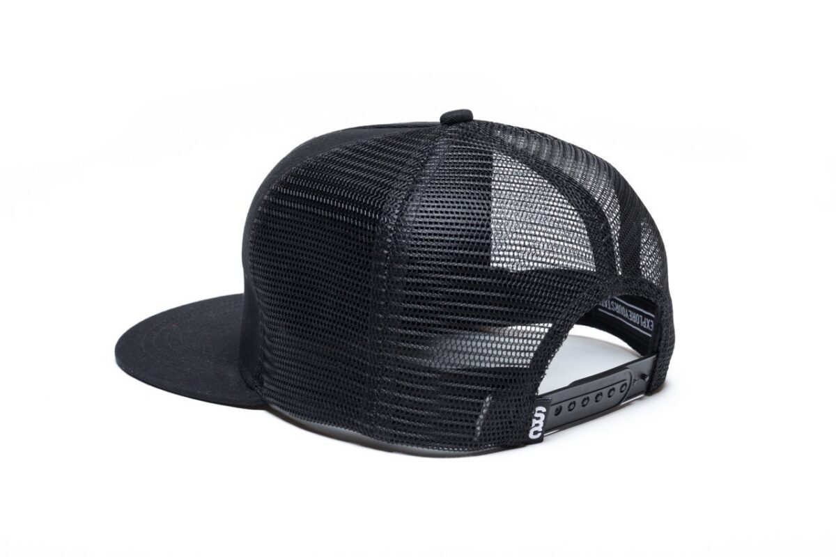 State Bicycle Co Manufacturing The Finest Black Mesh Snapback Back 115f1c5b 0f19 442b b5df ad8b3ce8f151 Sapca State Bicycle Co. Manufacturing the finest
